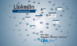 LinkedIn Tools for Career Transition