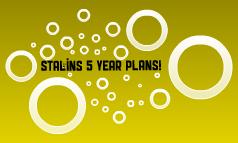 5 year planssss!