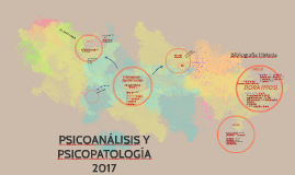 PSICOANÁLISIS Y PSICOPATOLOGÍA 2017