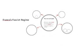 Franco's Fascist Regime