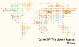 Canto XV- The Violent Against Nature
