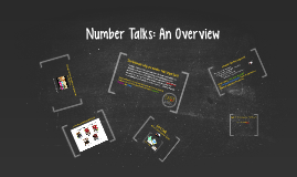 Number Talks: An Overview