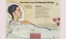 Copy of Das Gebet eines bettlägerigen Königs.