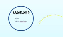 Laagland havo 4