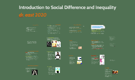 Introduction to Social Inequality and Difference