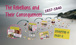 The Rebellions and Their Consequences