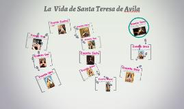 La  Vida de Santa Teresa de Avila