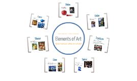 Copy of Elements of Art