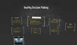 Decision Making, 4th Grade