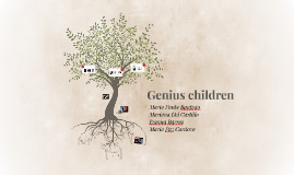 Genius children