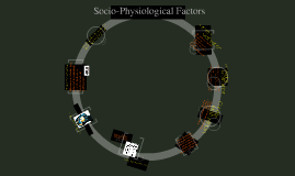 Copy of Socio-Physiological Factors