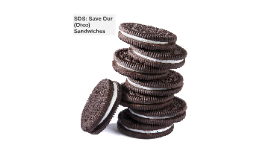 SOS: Save Our (Oreo) Sandwiches
