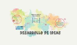 Desarrollo de IDEAS