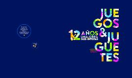 Juegos y Juguetes XII Edición