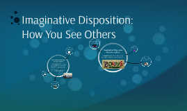 Imaginative Disposition: Family Group - How You See Others