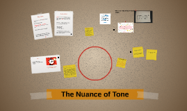 Copy of The Nuance of Tone