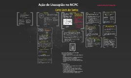 Ação de Usucapião no NCPC