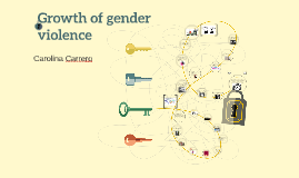 Growth of gender violence