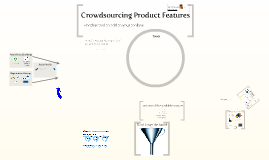 Crowdsourcing Product Features