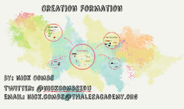 Creation Formation