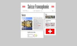 Suisse Francophonie