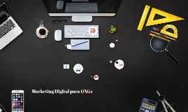 MKT Digital para ONGs