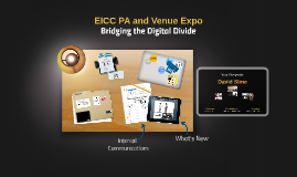 EICC Venue and PA Expo 2017