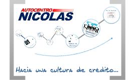 Modelo Comercial Autocentro Nicolás