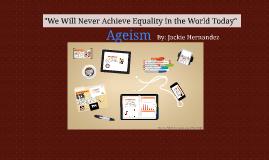 Copy of Ageism