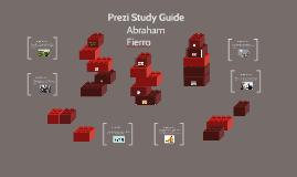 Prezi Study Guide