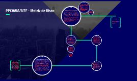 PPCAM/NTF - Matriz de Risco