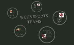 WCHS SPORTS TEAMS