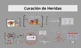 Copy of Curación de Heridas