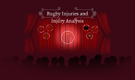 Copy of Rugby Injuries and injury