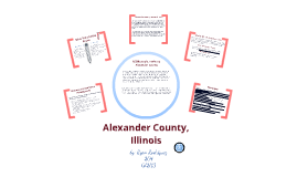 Alexander County, IL