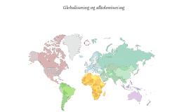 Globalisering og afkolonisering