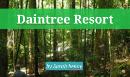 Daintree Resort