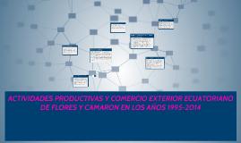 Copy of Actividades Productivas y comercio exterior ecuatoriano de F