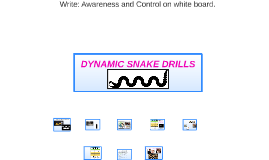 Dynamic Snake lecture