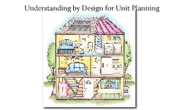 Copy of Understanding by Design for Unit Planning