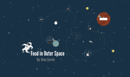 Food in Outer Space
