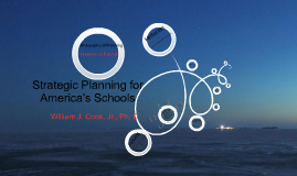 Copy of Strategic Planning for America's Schools
