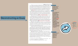Essay Structure 101