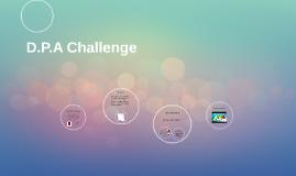 DPA Challenge