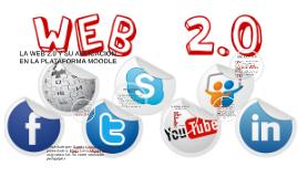 LA WEB 2.0 Y SU APLICACIÓN EN LA PLATAFORMA