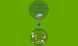 Biology STAAR Review Reporting Category 3