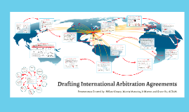 Simplified Presentation: Drafting Arbitration Clauses