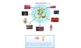 Grupo Cultural- festival de Holi