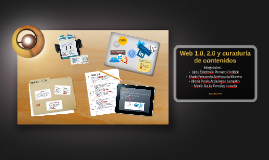Web 1.0, 2.0 y curaduría de contenidos
