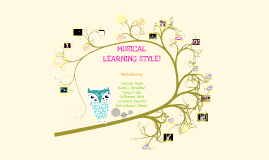 Copy of English Project: Learning Styles
